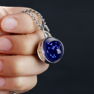 12 Constellations Necklace