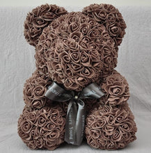 Load image into Gallery viewer, Huge Rose Teddy Bear