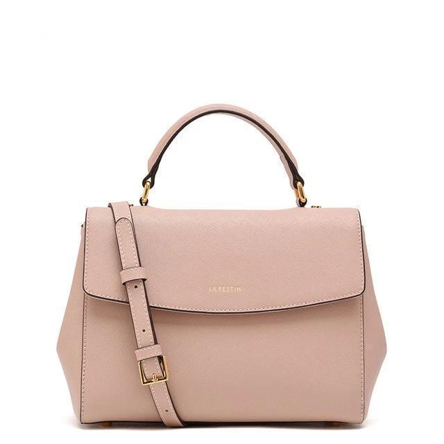 Alessia Purse Pink - Pursh Collection