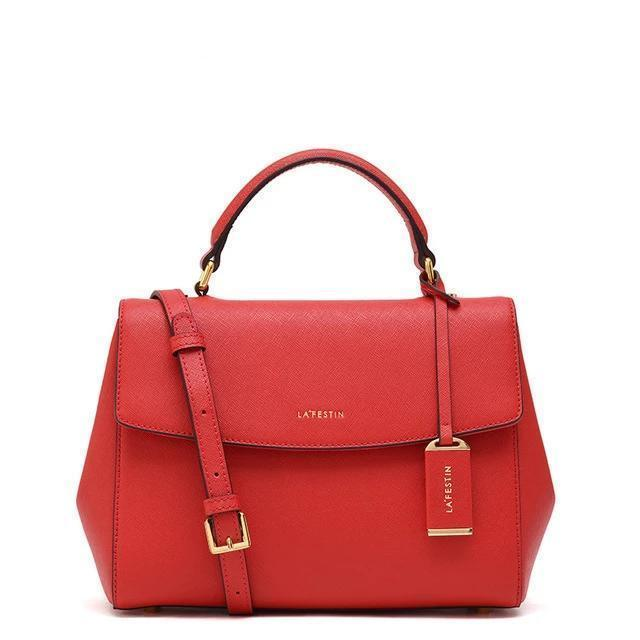 Alessia Purse Red - Pursh Collection