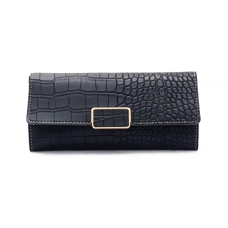 Allie Wallet Black - Pursh Collection