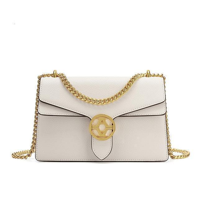 Amalia Purse Jasmine White - Pursh Collection