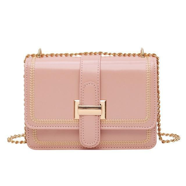 Arianne Purse Flamingo Pink - Pursh Collection