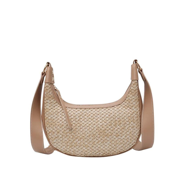 Arlette Purse Latte Brown - Pursh Collection