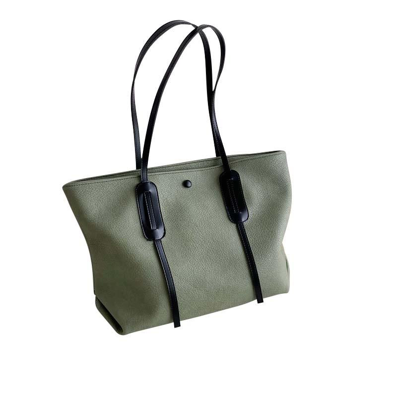 Ava Purse Fern Green - Pursh Collection