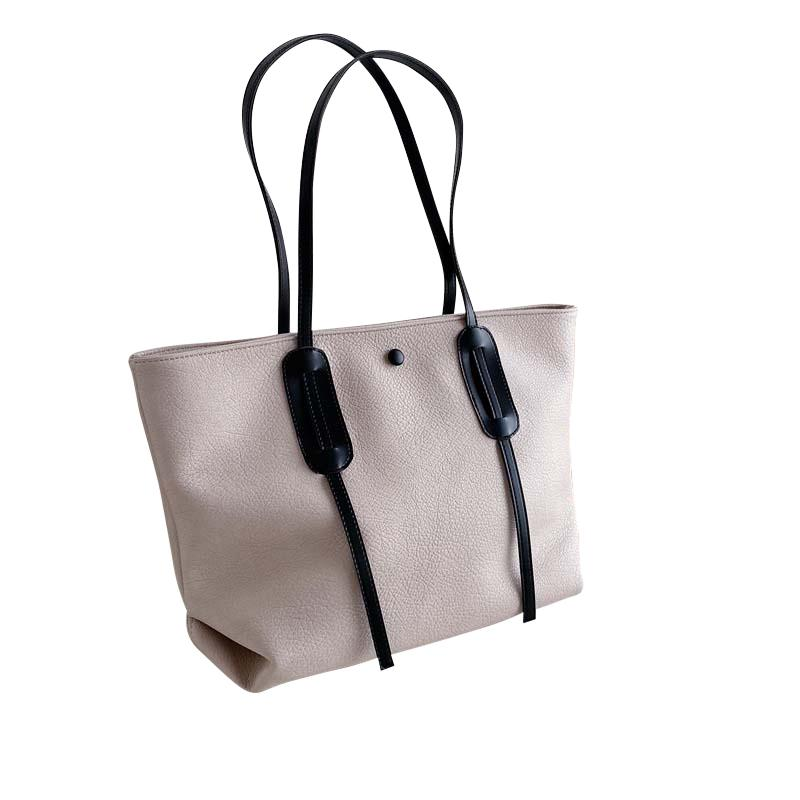 Ava Purse Linen Beige - Pursh Collection