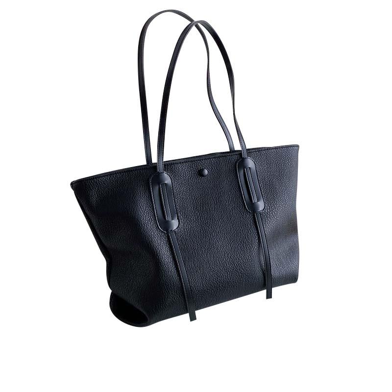 Ava Purse Midnight Black - Pursh Collection