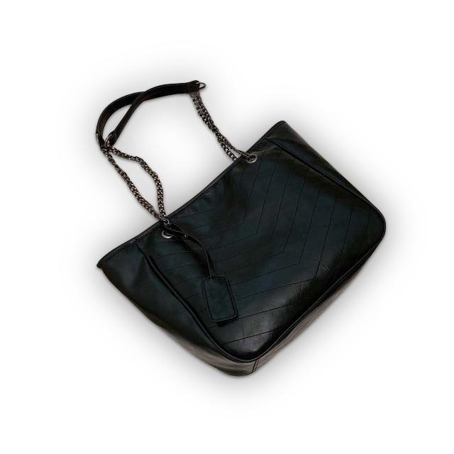 Barbara Purse Black - Pursh Collection