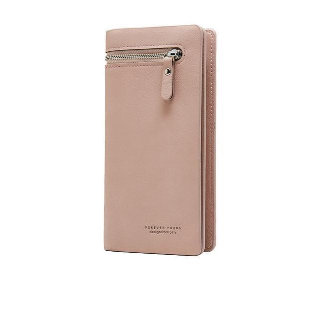 Bay Wallet Pink - Pursh Collection