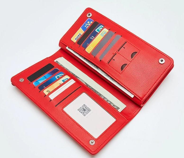 Bay Wallet - Pursh Collection