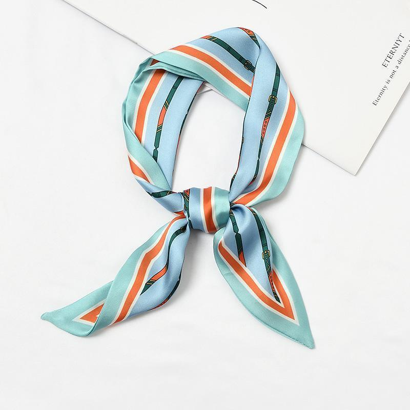 Beltley Accessory Blue/Orange - Pursh Collection