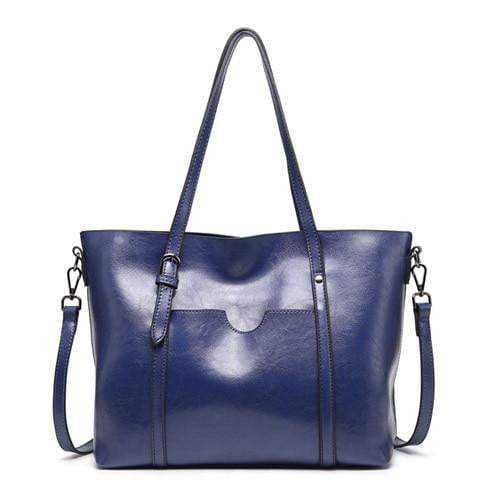 Boss Lady Purse Blue - Pursh Collection