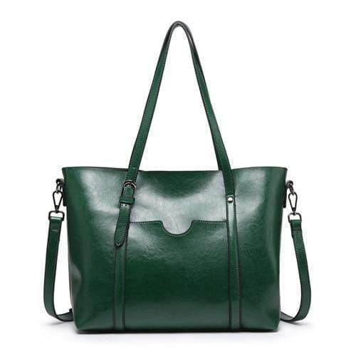 Boss Lady Purse Green - Pursh Collection