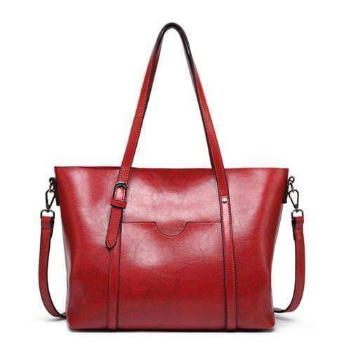 Boss Lady Purse Red - Pursh Collection