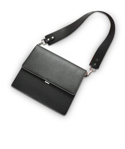 Briefly Purse Black - Pursh Collection