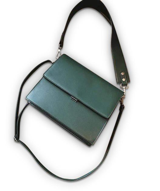 Briefly Purse Green - Pursh Collection