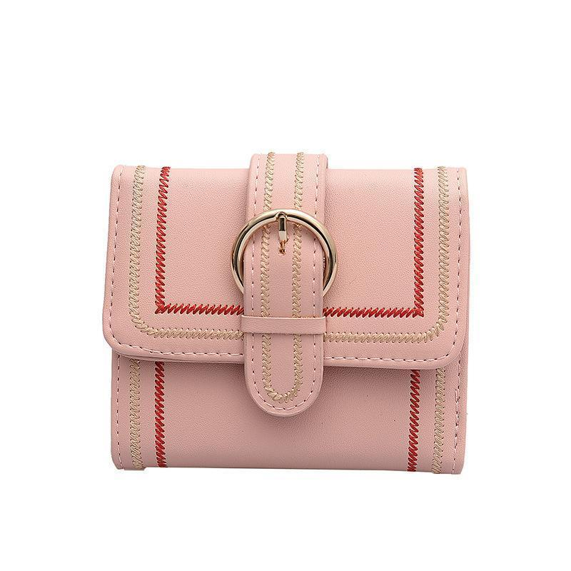 Brynn Wallet Pink - Pursh Collection