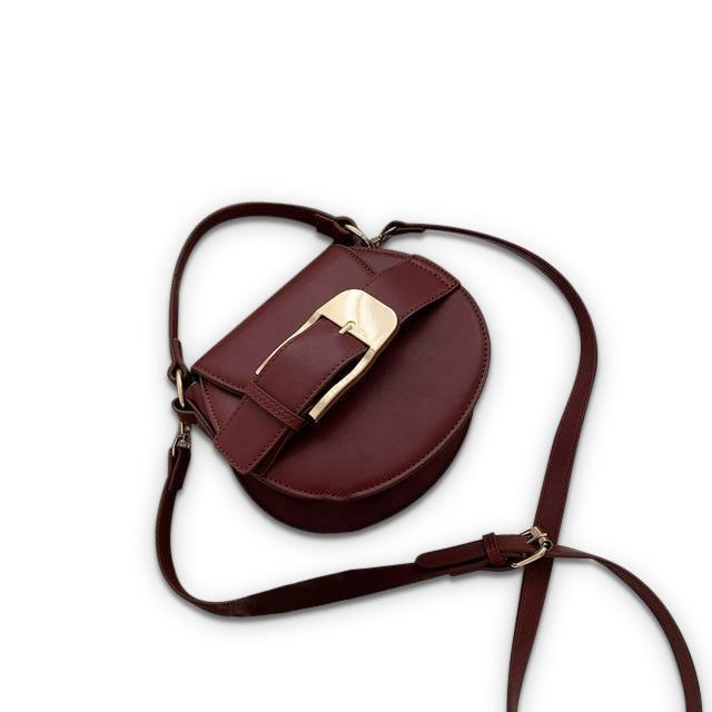 Buckley Purse Merlot - Pursh Collection