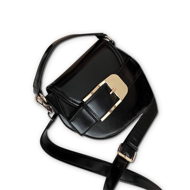 Buckley Purse Midnight Black - Pursh Collection