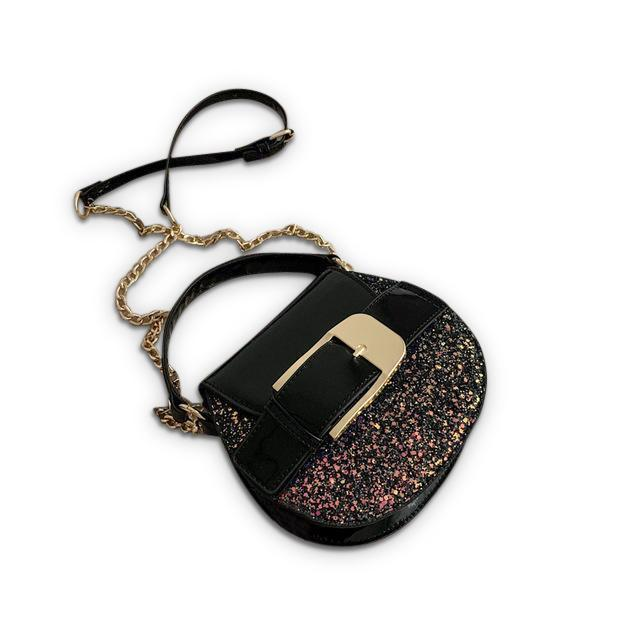 Buckley Purse Midnight Sparkles - Pursh Collection