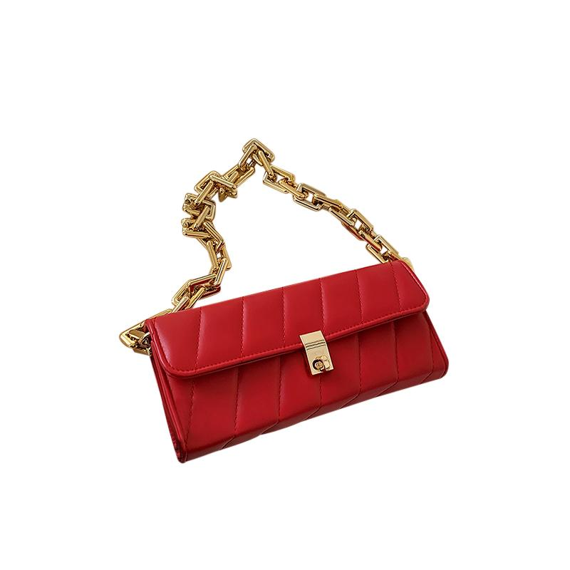 Claire Purse Lipstick Red - Pursh Collection