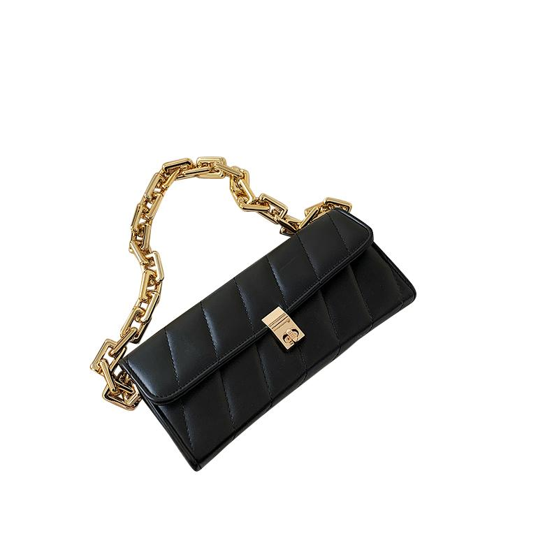 Claire Purse Midnight Black - Pursh Collection