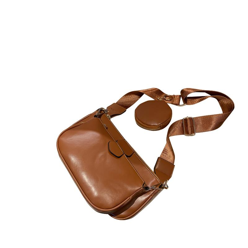 Collins Purse Tawny Brown - Pursh Collection