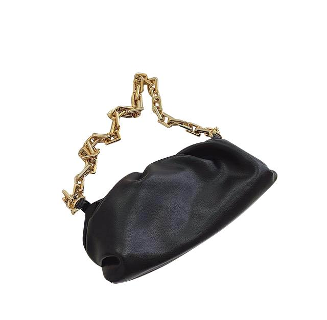 Daniella Purse Midnight Black - Pursh Collection