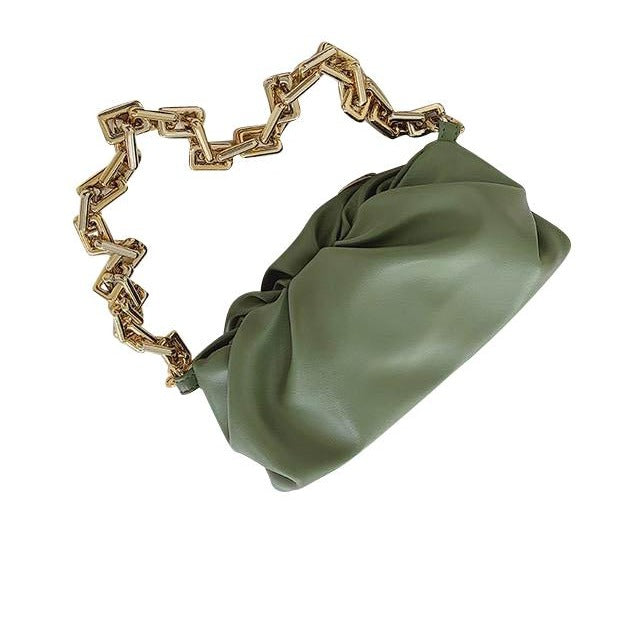 Daniella Purse Olive Green - Pursh Collection