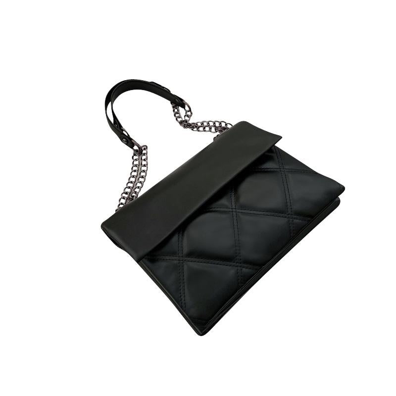 Daphne Purse Midnight Black - Pursh Collection
