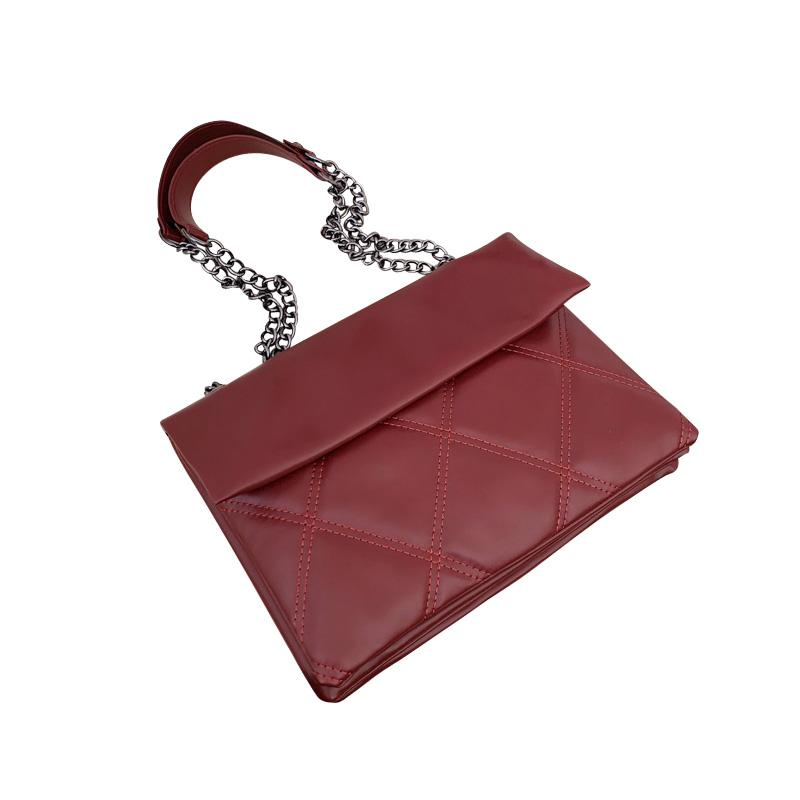 Daphne Purse Sangria Red - Pursh Collection