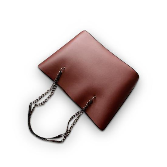 Deborah Purse Burgundy - Pursh Collection