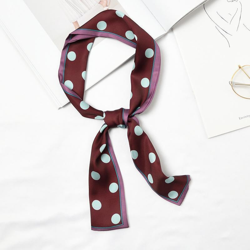Dora Accessory Maroon - Pursh Collection