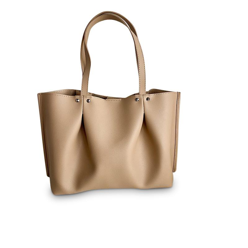 Elaine Purse Latte Brown - Pursh Collection