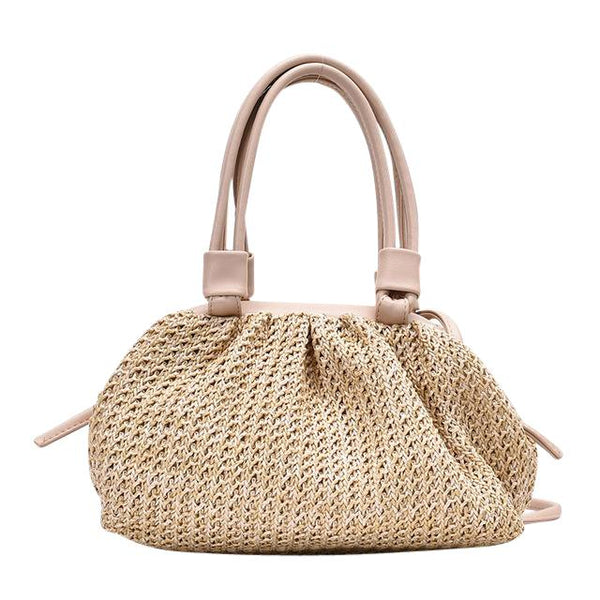 Estelle Purse Latte Brown - Pursh Collection