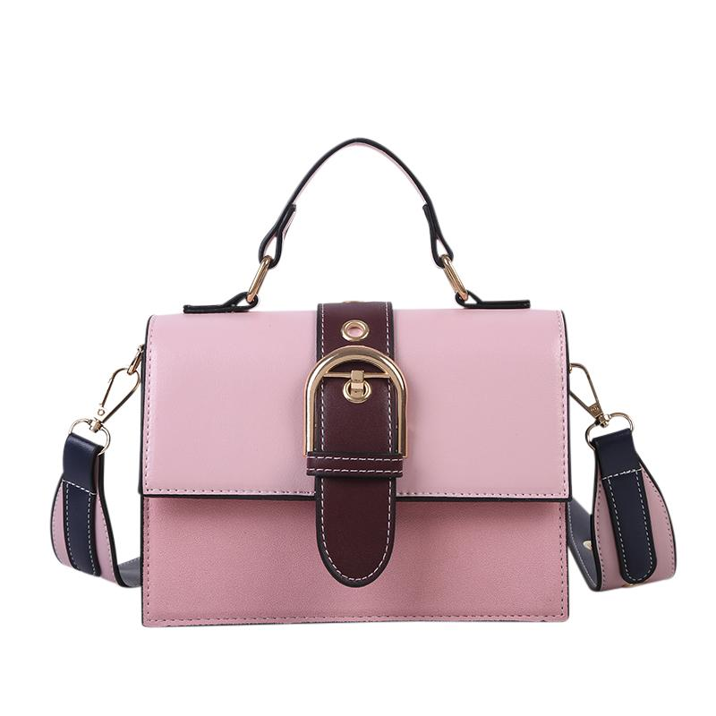 Gemma Purse Flamingo Pink - Pursh Collection