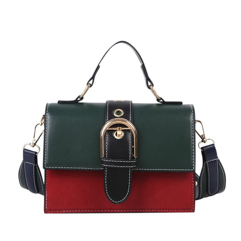 Gemma Purse Pine Ruby - Pursh Collection