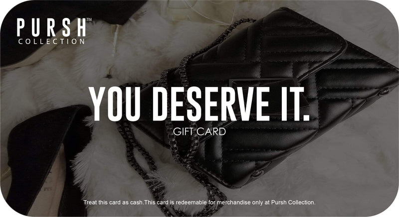 Gift Card Gift Card - Pursh Collection