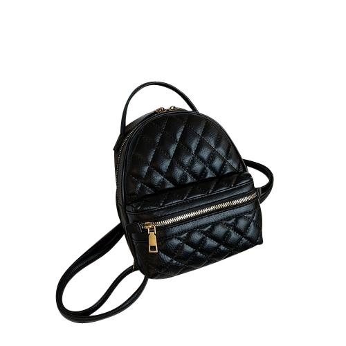 Ginny Purse Onyx Black - Pursh Collection