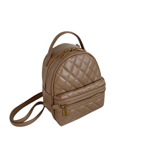 Ginny Purse Sepia Brown - Pursh Collection