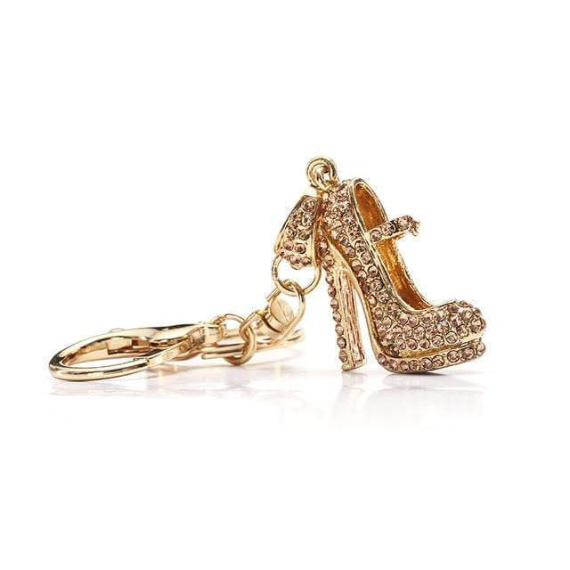 High on Heels Accessory Champagne - Pursh Collection