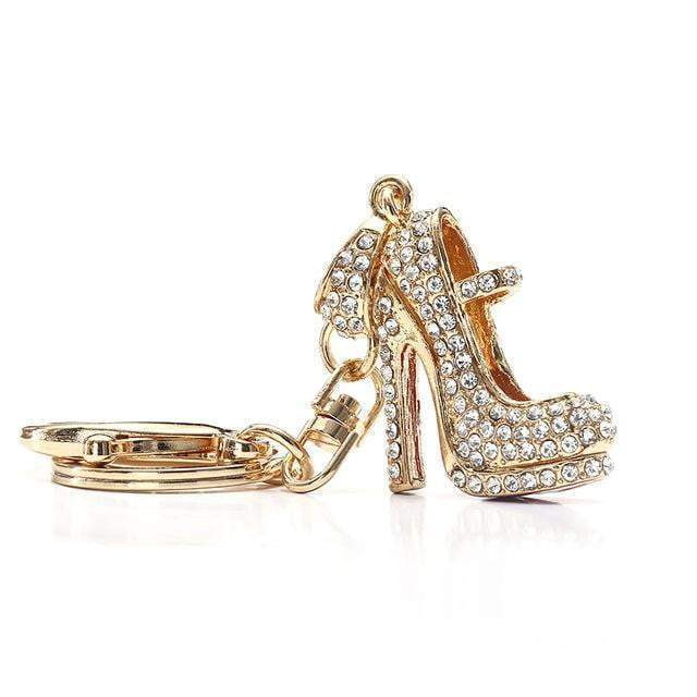High on Heels Accessory Gold - Pursh Collection