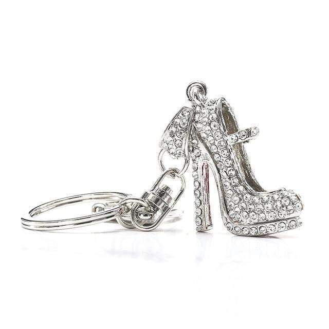 High on Heels Accessory Silver - Pursh Collection