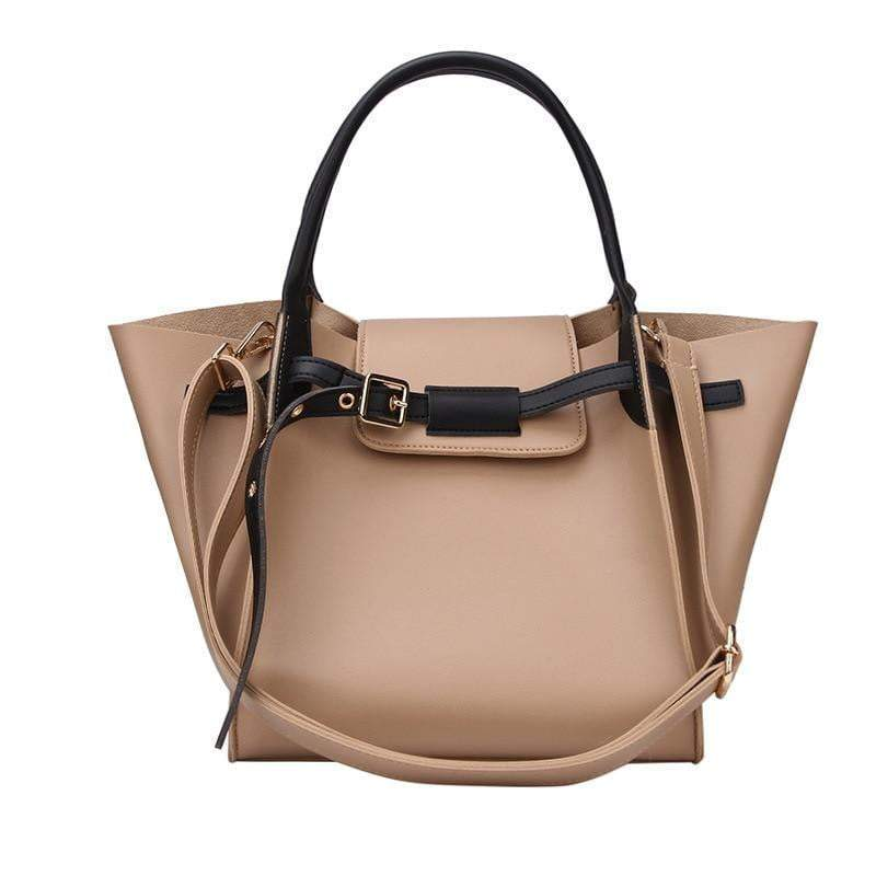 Honey Trap Purse Khaki/Black - Pursh Collection