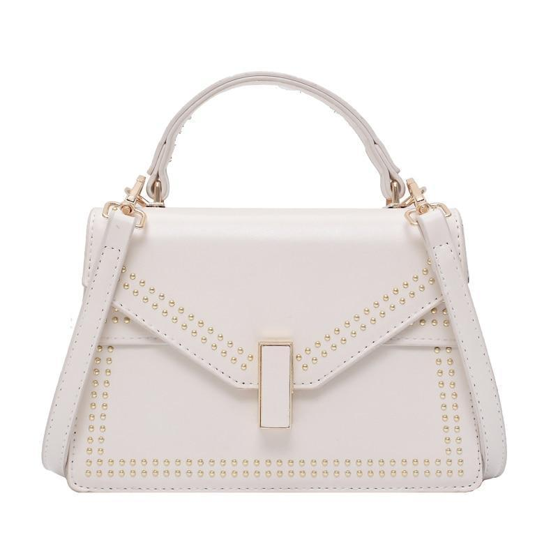 Jolie Purse Jasmine White - Pursh Collection