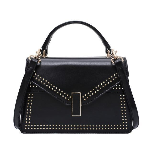 Jolie Purse Midnight Black - Pursh Collection