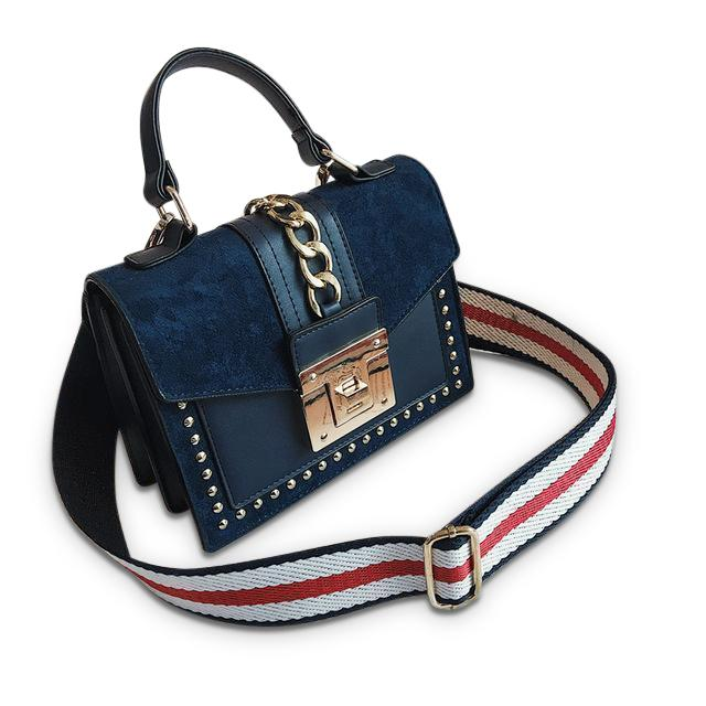 Josephina Purse Blue - Pursh Collection