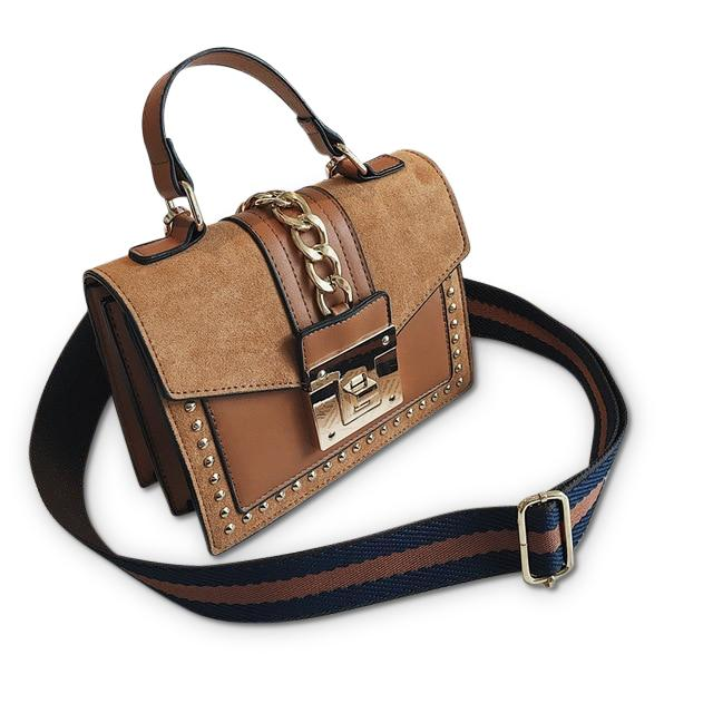 Josephina Purse Brown - Pursh Collection
