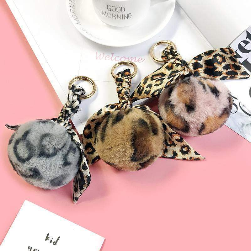 Leopard Can't Change Its Scarves Accessory - Pursh Collection