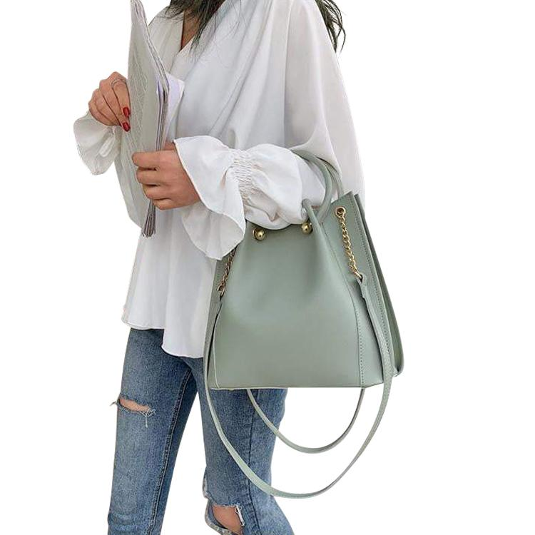 Lizzy Purse Mint Green - Pursh Collection